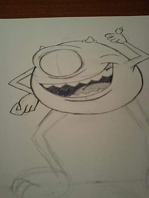 マイクワゾウスキを描く 大好きファイルso Netブログ